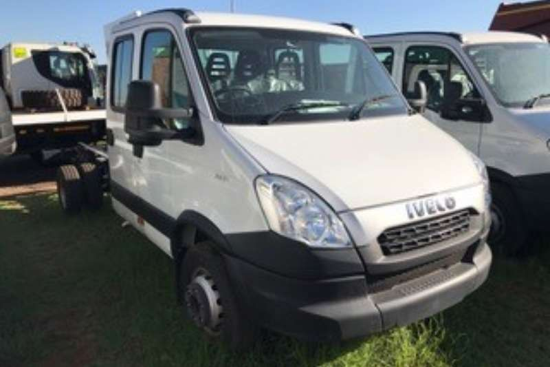 Iveco Daily Double Cab 3.5tonner
