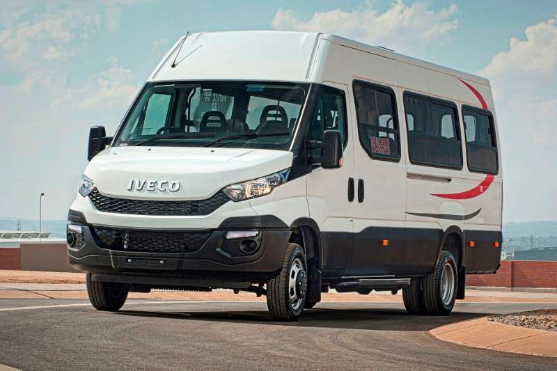 Iveco New Iveco Daily 23 Seater Bus with bonded windows