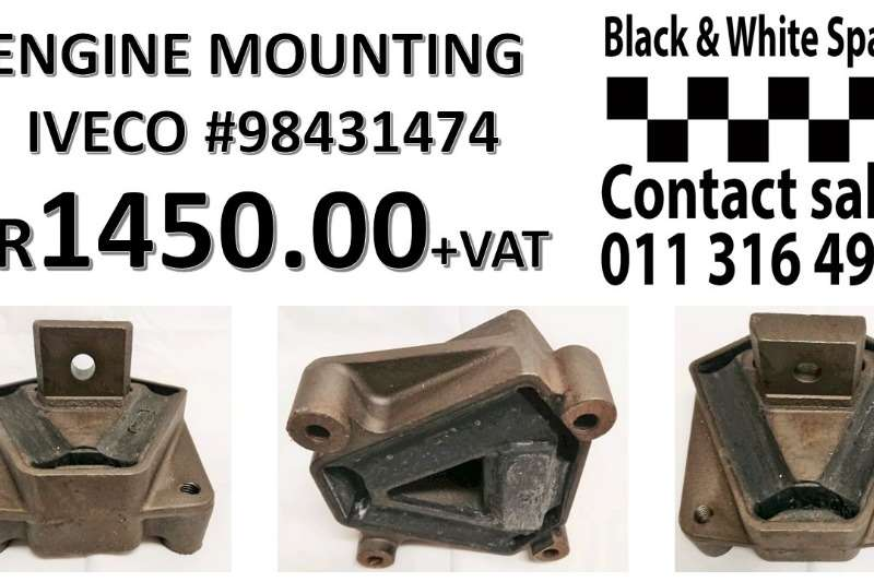 Iveco REAR ENGINE MOUNTING IVECO Spares