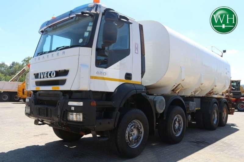 Iveco Trakker 420 8x4 25000L