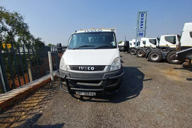 Iveco Chassis cab Daily 70C15 Maintenance  Body Truck
