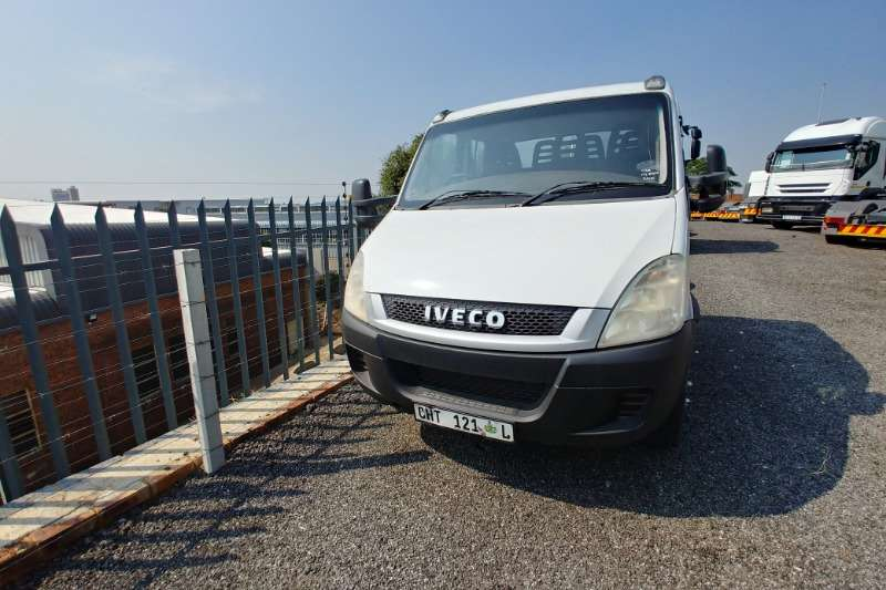Iveco Truck Chassis Cab Daily Double Cab 2011