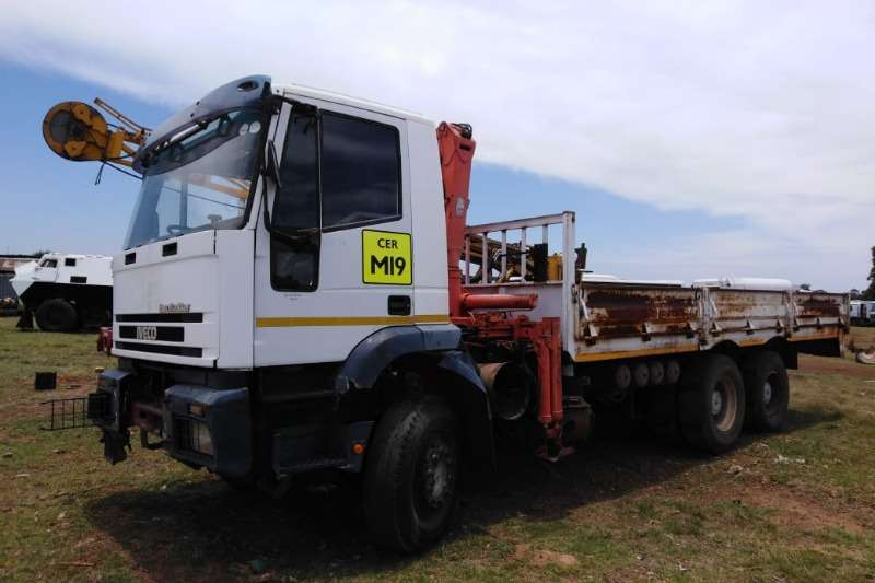 Iveco Crane truck Iveco dubble dif crane truck. Truck