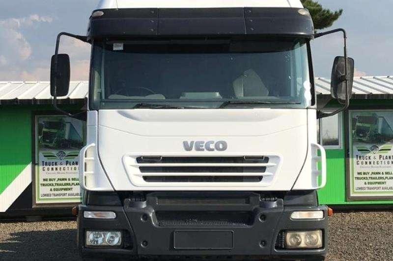 Iveco Double axle 2008 Iveco Trakker Truck-Tractor