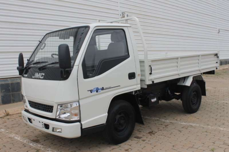 JMC 1.6 Ton Payload. Code 08 License Only. 84 KW