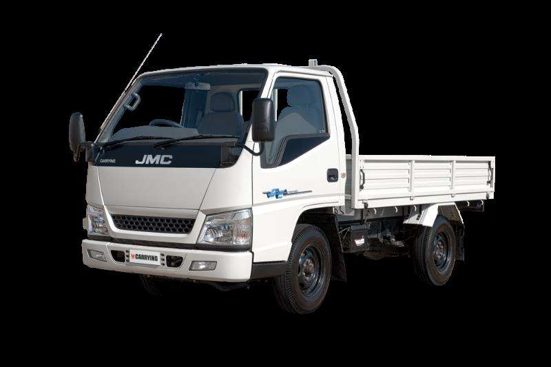 JMC 2 Ton1.6 Ton Payload. Code 08 License Only. 84 KW