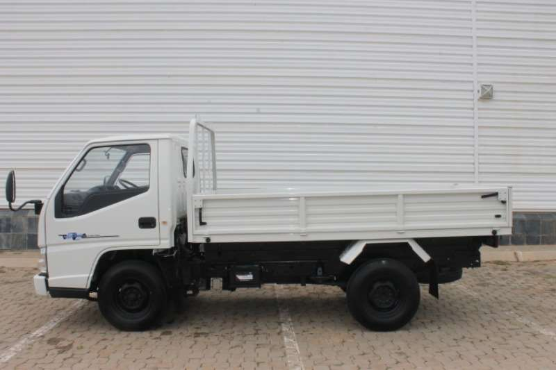 JMC (2Ton)1.6 Ton Payload. Code 08 License Only. 84 KW