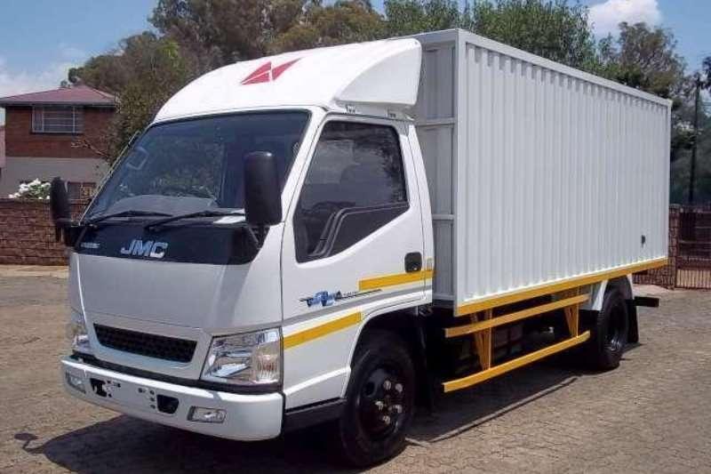 JMC 3 Ton (2.8 Ton Payload) 5 Yr / 150 000 Km Warranty