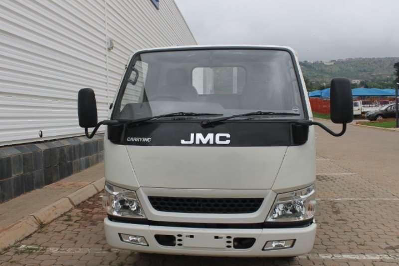 JMC (3 Ton) 2.8 Ton Payload. 84 KW LWB STD Dropside