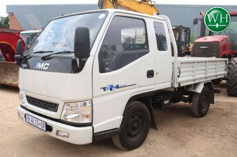 JMC Carrying 2.8D Extended Cab Dropside