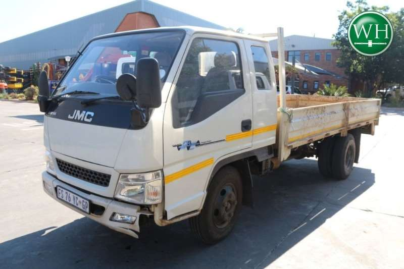 JMC Carrying 2.8TDi Crew Cab