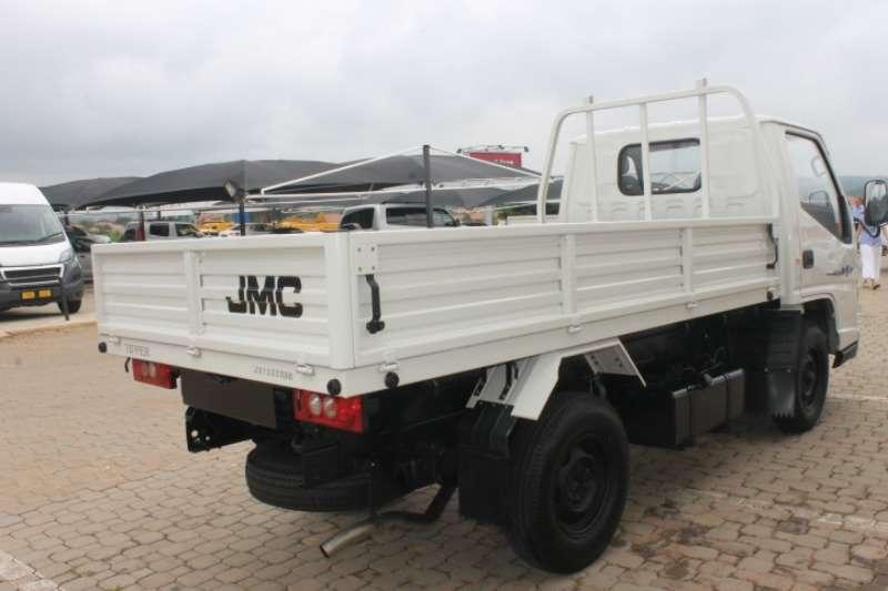 JMC Tipper (2Ton) 1.3 T Payload. SWB Tipper. 84 Kw Truck