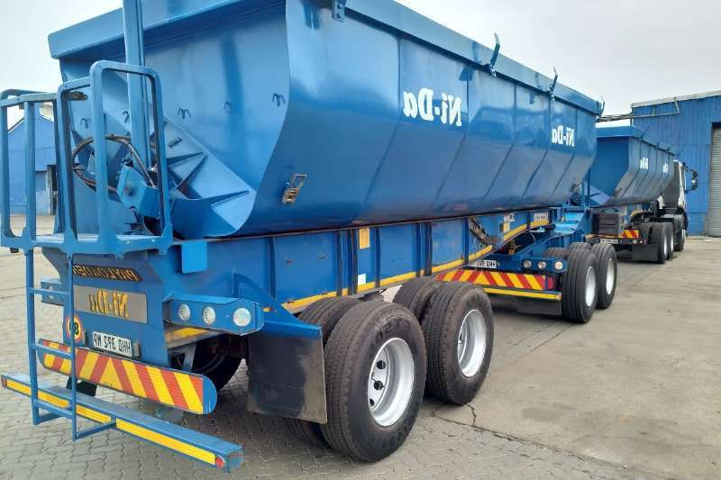 Kearneys Side tipper NEW DESIGN BINS 40CUBE 46X AVAILABLE Trailers
