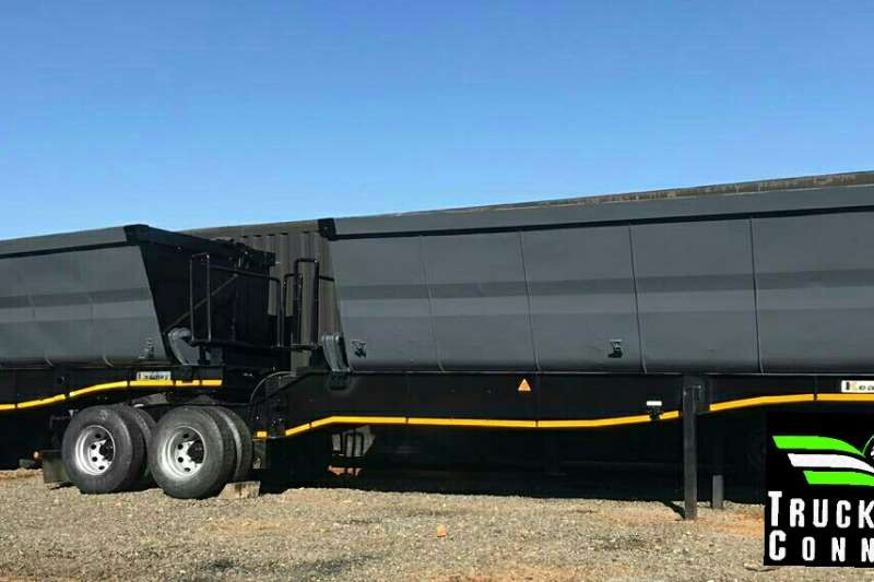 Kearneys Side tipper Payloader Side Tipper Trailers