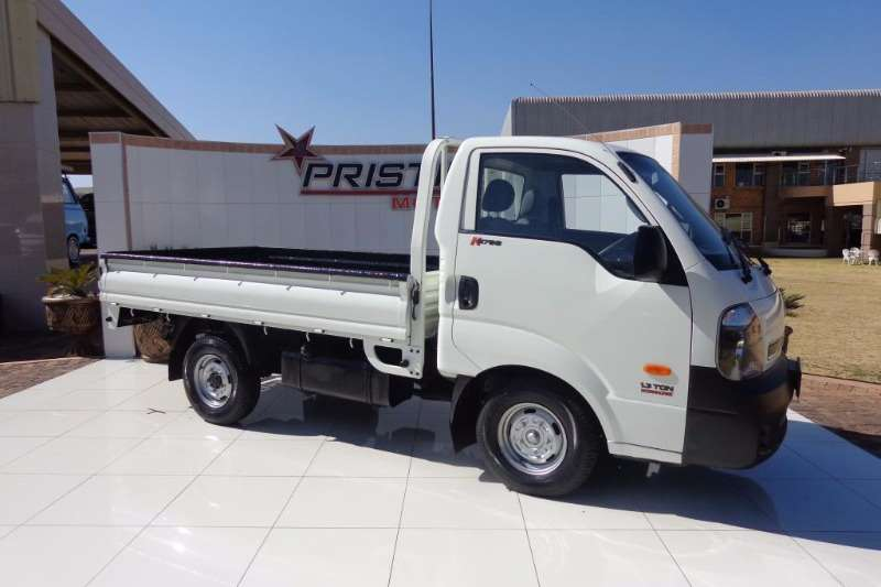 Kia LDVs & Panel Vans K2700 DROPSIDES 2012
