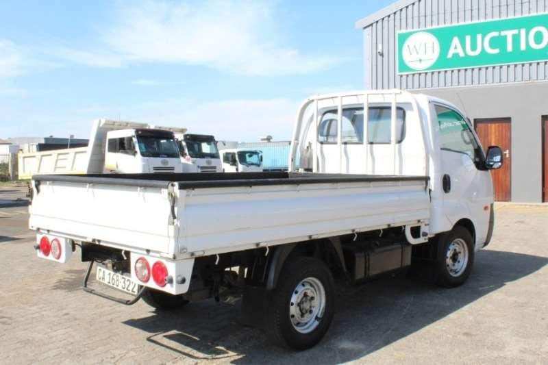 Kia K2700 Workhorse Truck