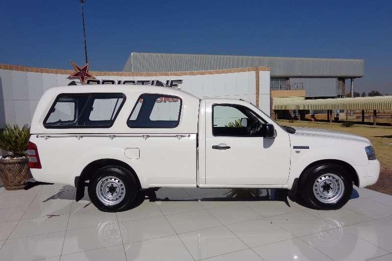 Ford 2.5d s/cab LDVs & panel vans