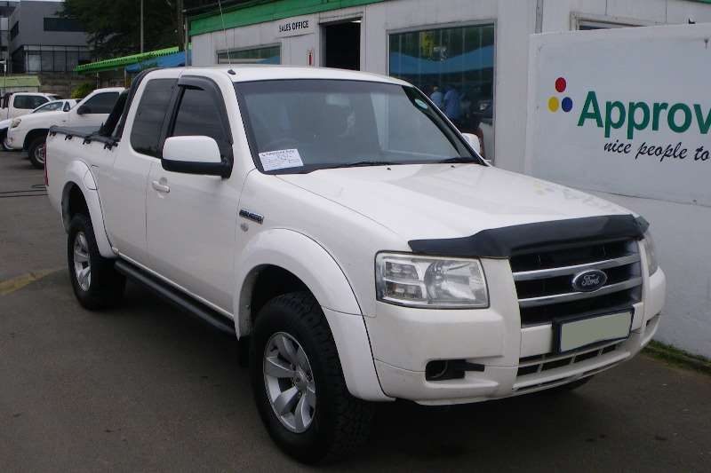 Ford 3.0TDCi Super cab LDVs & panel vans