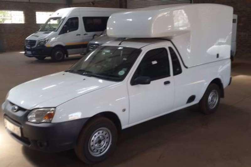 LDVs & Panel Vans Ford Bantam 1.3 Delivery Van 2012