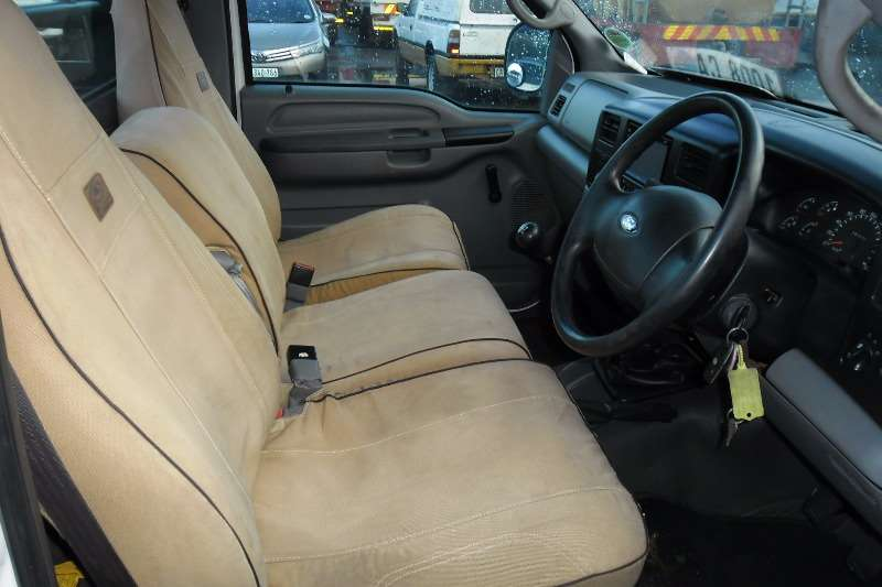 Ford F250 4x2 LDVs & panel vans