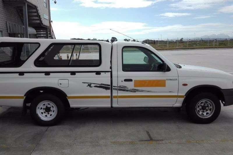 LDVs & Panel Vans Ford Ranger 2.5D 2000