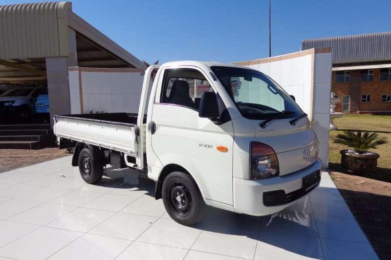 Hyundai H100 DROPSIDES LDVs & panel vans