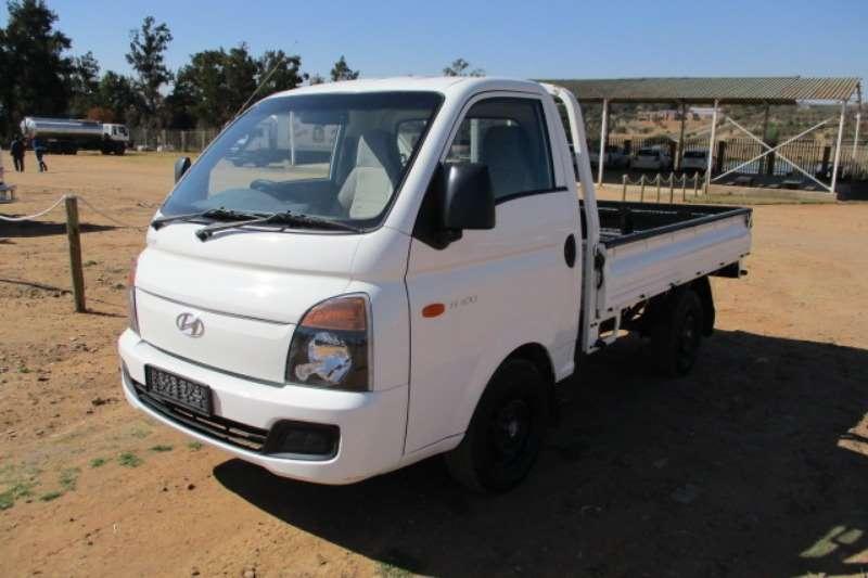 LDVs & Panel Vans Hyundai HYUNDAI H100 2.6 2014