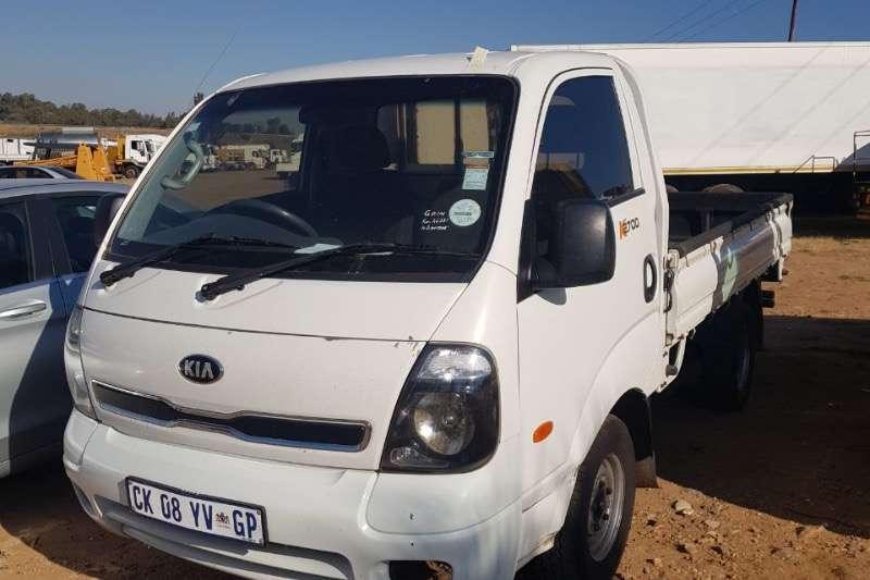 Kia K2700 LDVs & panel vans