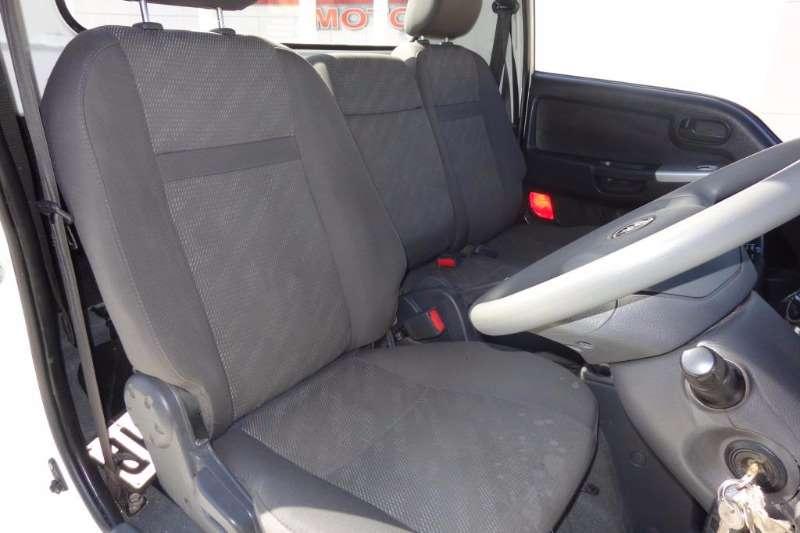 Kia K2700 DROPSIDES LDVs & panel vans