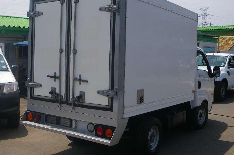 Kia K2700 workhorse LDVs & panel vans