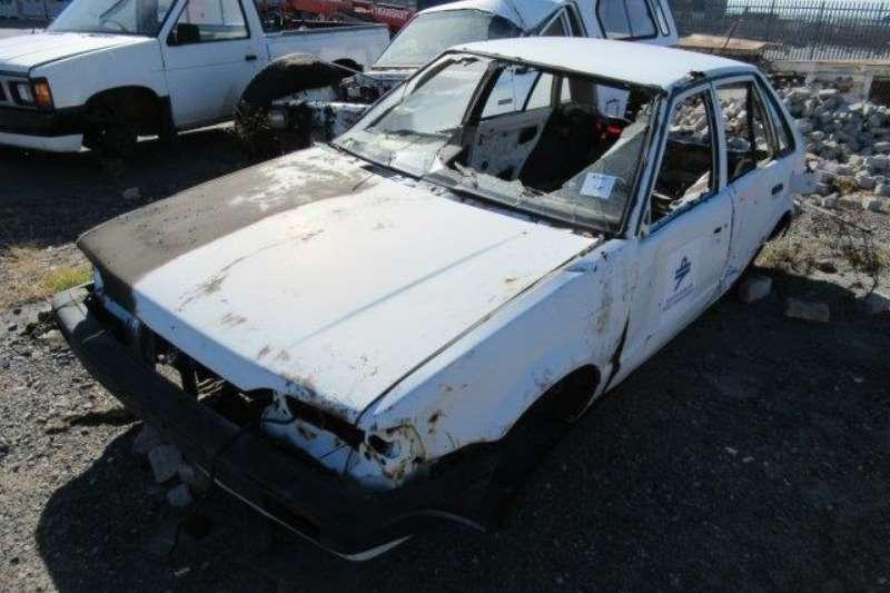 LDVs & Panel Vans Mazda Mazda Tracer, Fire Damaged Vehicle 1997