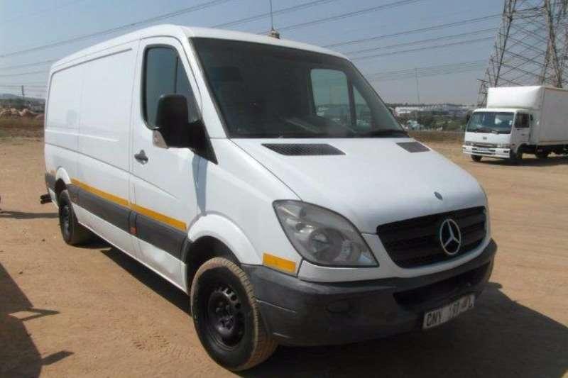 2012 mercedes benz sprinter 315 cdi panelvan ldvs panel for Mercedes benz panel van