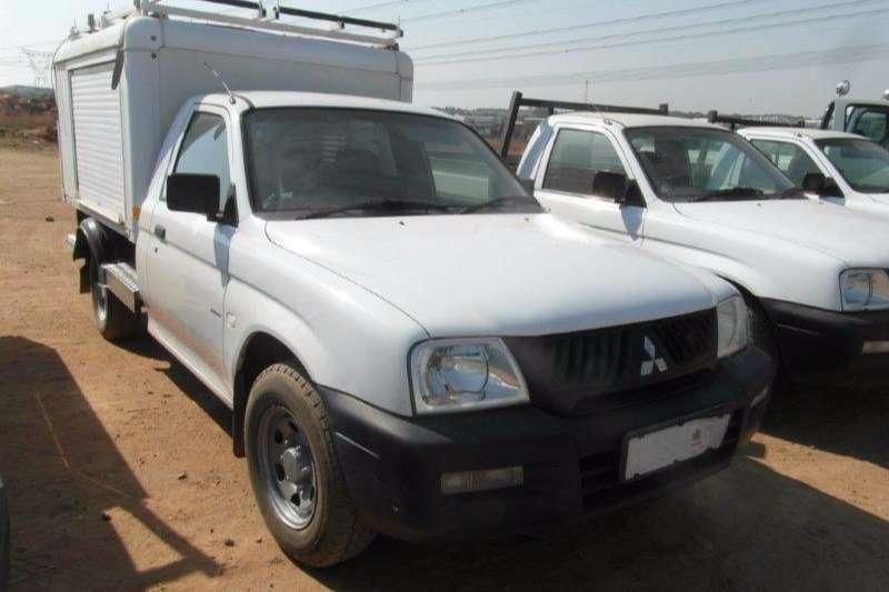 LDVs & Panel Vans Mitsubishi Colt 2000i With Telkom Load Body 0