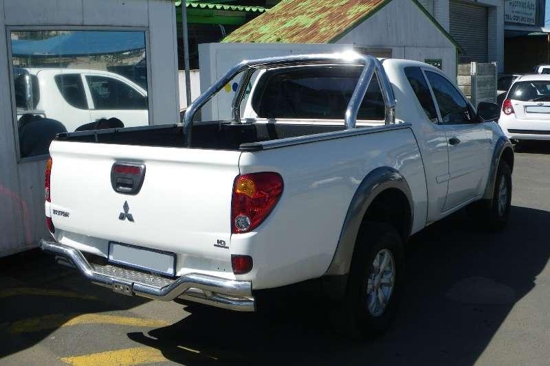 Mitsubishi Triton 2.5 Di D Club Cab LDVs & panel vans