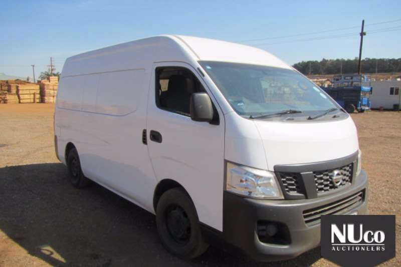 LDVs & Panel Vans Nissan NISSAN NV350 PANEL VAN (no vat) 2013