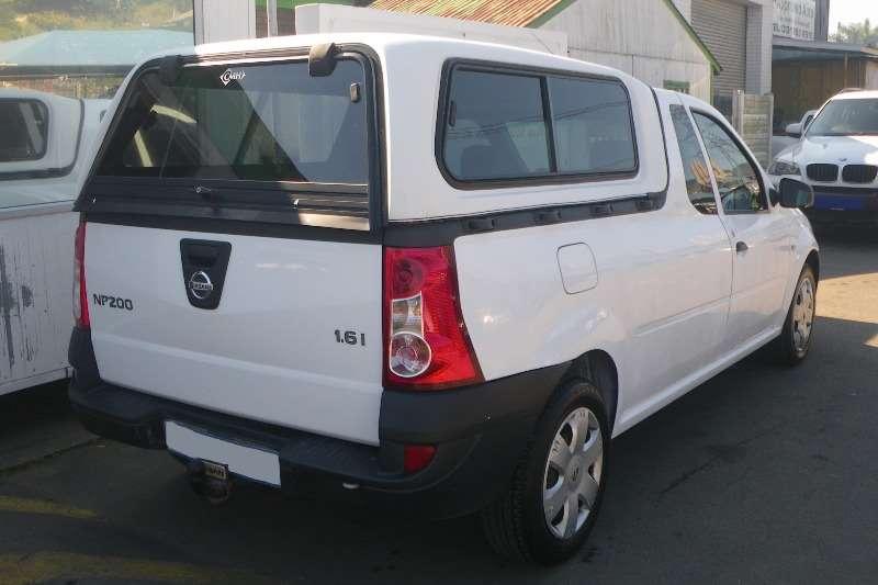 Nissan NP200 1.6 single cab bakkie LDVs & panel vans