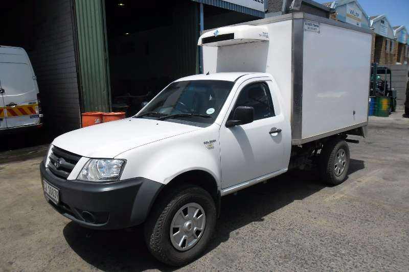 LDVs & Panel Vans Other Tata 2.2 Xenon 2012