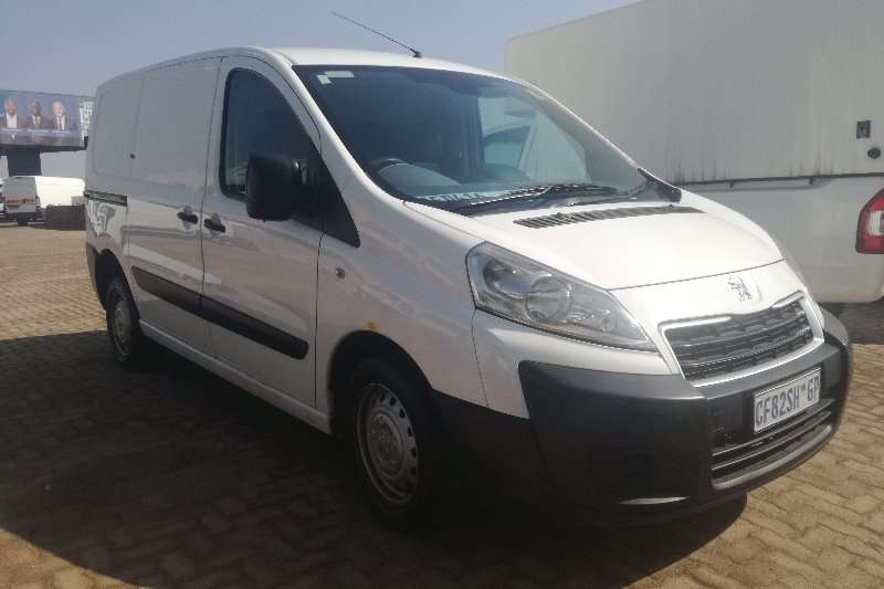 LDVs & Panel Vans Peugeot 0