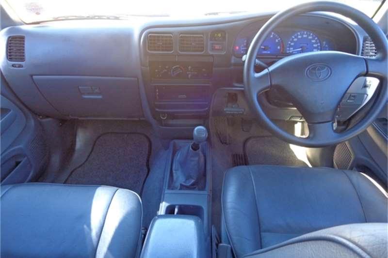 Toyota 2.7 HILUX D/CAB RAIDER LDVs & panel vans