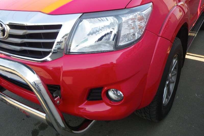 Toyota Hilux 2.7VVTi 4x2 Legend 45 used Double Cab Raider LDVs & panel vans