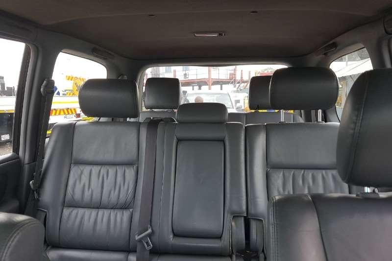 Toyota Land Cruiser VX Auto Diesel LDVs & panel vans