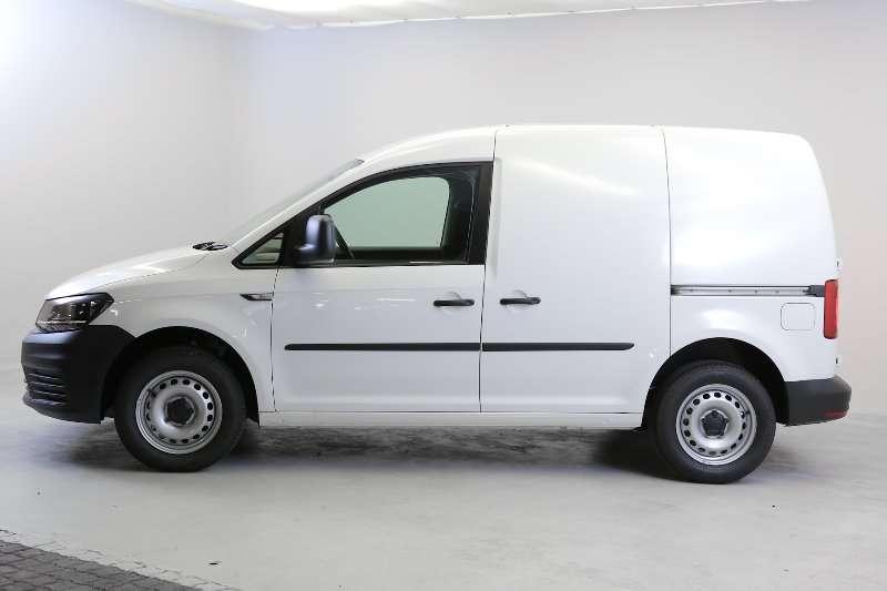 2017 VW Caddy 1.6 Petrol Van LDVs & panel vans Trucks for ...