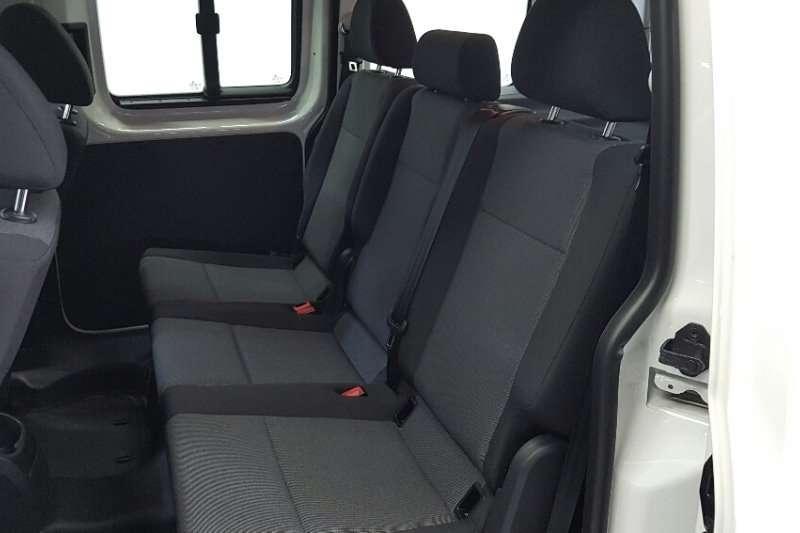 VW Caddy Crew Bus 1.6 Petrol LDVs & panel vans