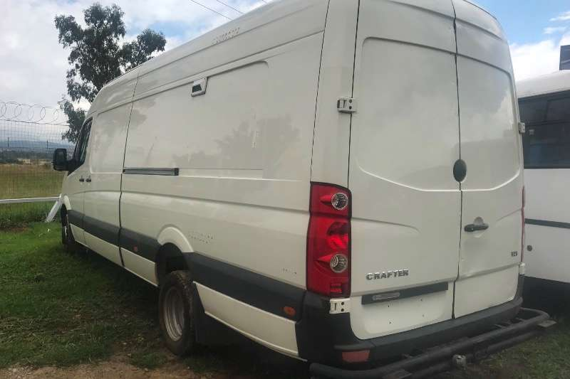 VW VW CRAFTER 99000KMS R229000 LDVs & panel vans