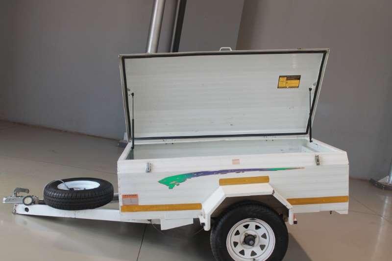 Challenger Luggage Trailer Luggage trailer