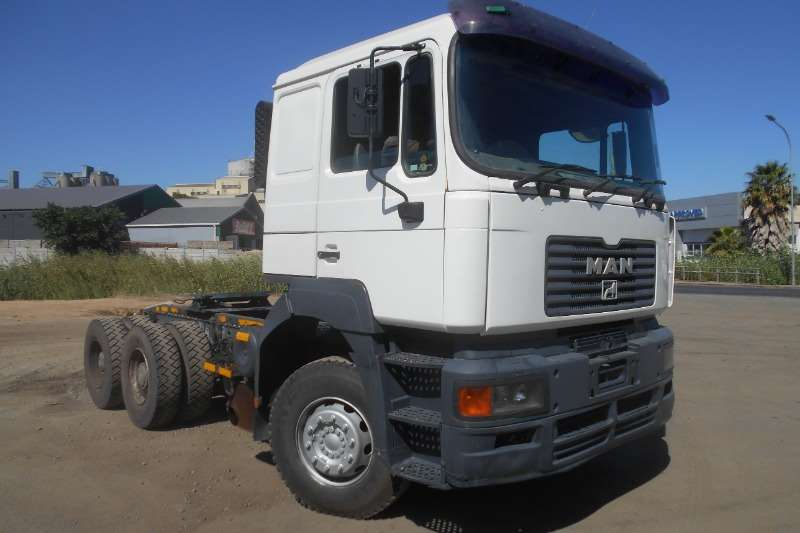 2004 MAN for sale  Western Cape