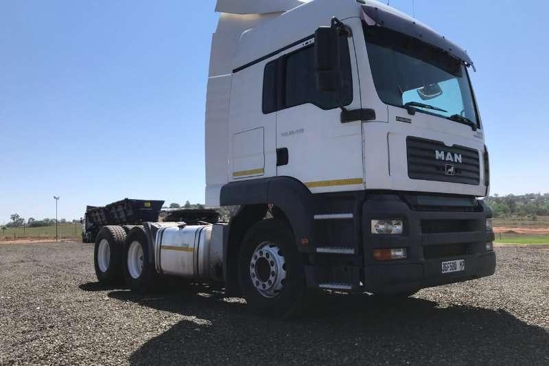MAN MAN TGA26-400 for sale  Gauteng