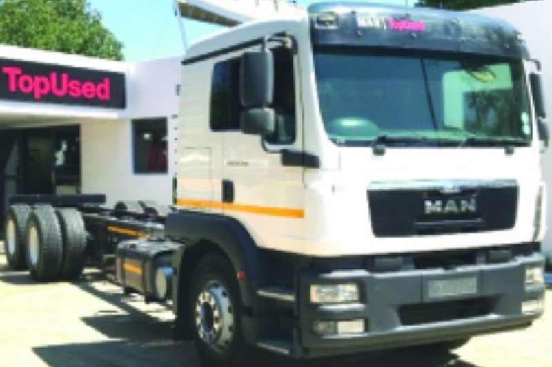 MAN TGM25-280 BLS-L 6x2 Chasis Cab