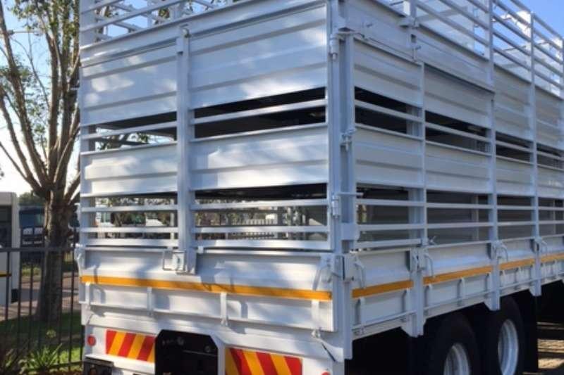 MAN Cattle body TGM 25 280 BL L 6X2 Cattle body Truck
