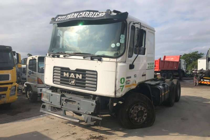 MAN Chassis cab 26 462 Truck